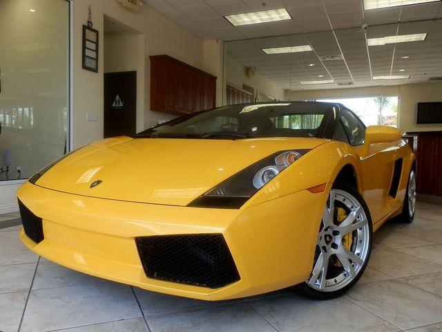 Used 2008 Lamborghini in Los Angeles