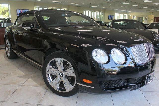 Used 2008 Bentley In Los Angeles Bentley Continental Gtc Premium