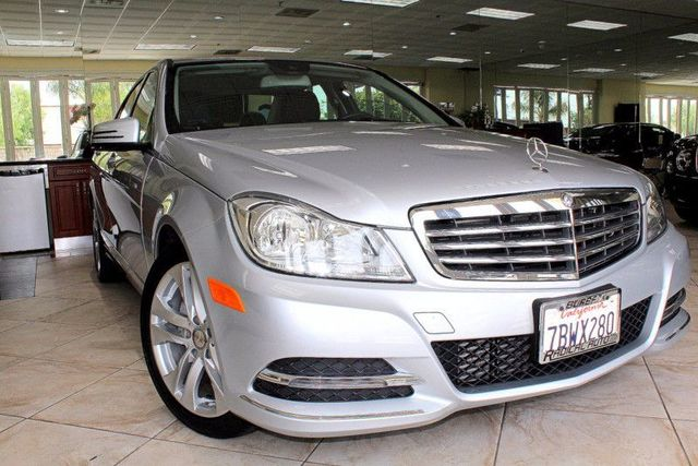 Used 2013 mercedes benz in los angeles mercedes benz for 2013 mercedes benz c250 sport