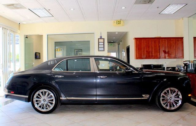 2013 Bentley Mulsanne MULSANNE