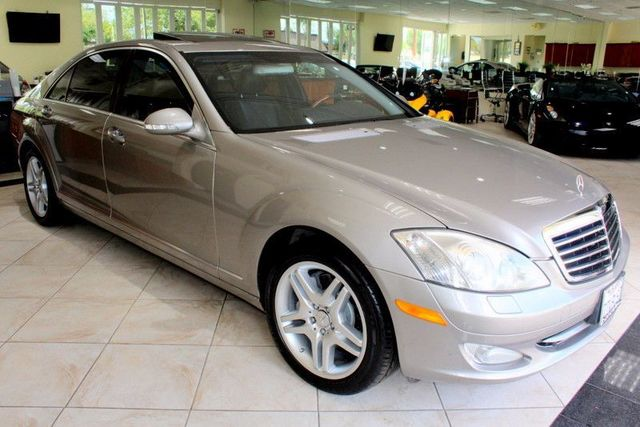 Used 2007 mercedes benz in los angeles mercedes benz for Used s550 mercedes benz