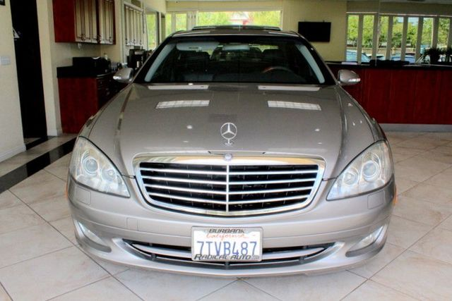 Used 2007 mercedes benz in los angeles mercedes benz for Mercedes benz s550 sale