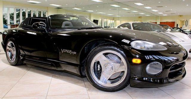 ... 1995 Dodge Viper RT/10 Sports Car ...