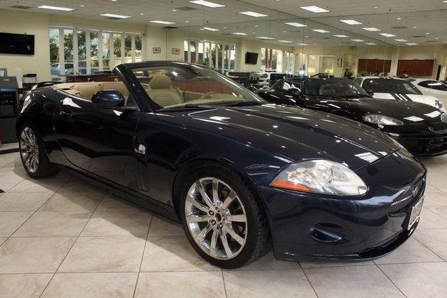 ... 2007 Jaguar XK ...