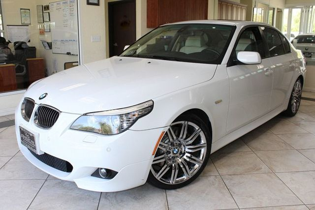 Used 2008 BMW in Los Angeles   BMW 5 Series 550i for sale in Los ...