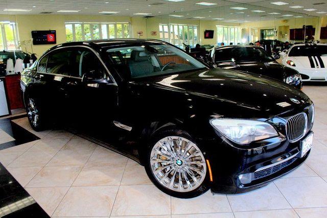 Used 2011 BMW in Los Angeles | BMW 7 Series 750Li for sale in Los ...