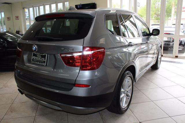2013 BMW X3 xDrive28i LUXURY xDrive28i