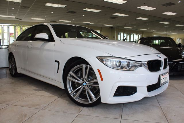 Used BMW In Los Angeles BMW I Gran Coupe I M PACKAGE - 435i bmw coupe