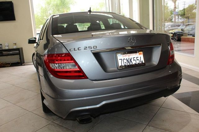 2014 Mercedes-Benz C-Class C 250 Luxury