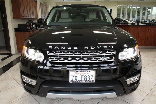 2014 Land Rover Range Rover Sport HSE