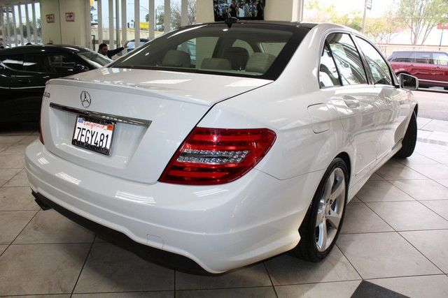 2014 Mercedes-Benz C 250 C 250 Luxury