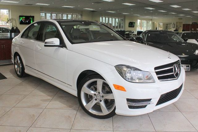 Perfect 2014 Mercedes Benz C 250 Luxury ...