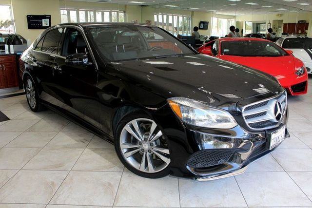 2014 Mercedes-Benz E 350 E 350 Luxury