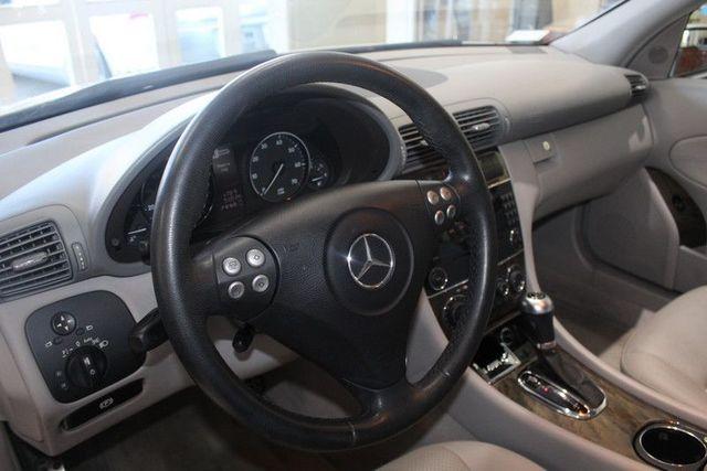 ... 2007 Mercedes Benz C230 2.5L Sport ...