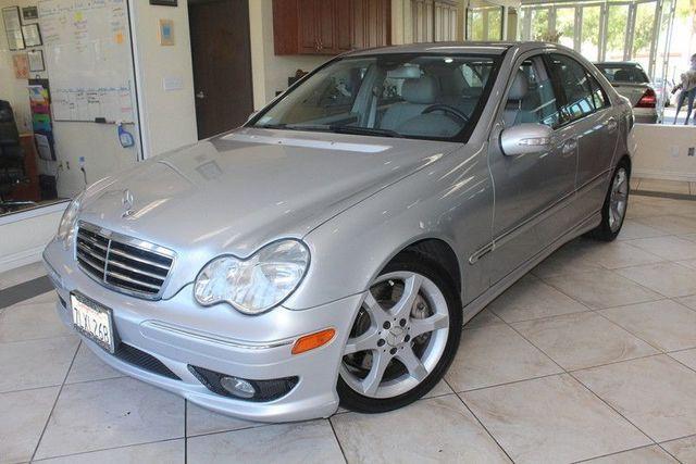 2007 Mercedes Benz C230 2.5L Sport ...