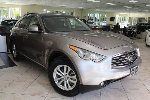 Used 2009 Infiniti In Los Angeles Infiniti Fx35 Limited For Sale
