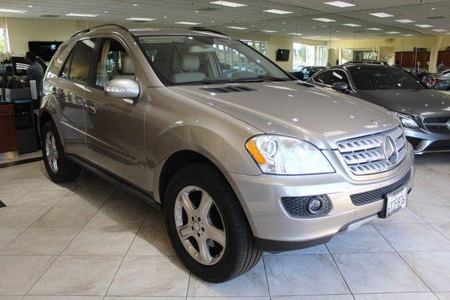 2008 Mercedes Benz ML350 3.5L ...