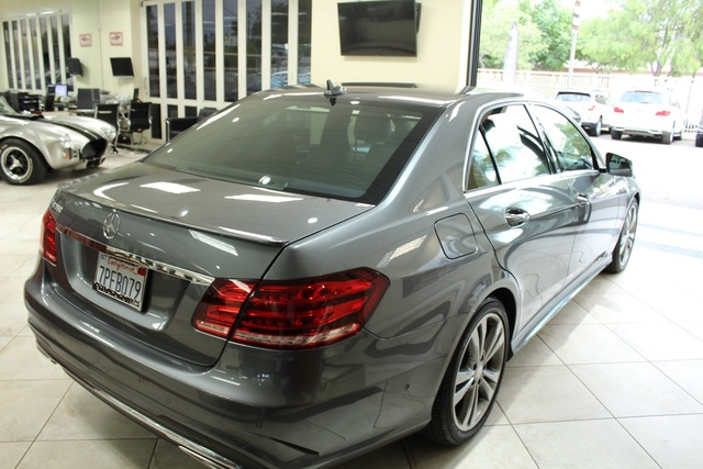 2016 Mercedes-Benz E 350 E 350 Luxury